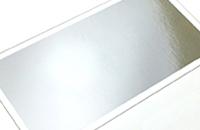 箔加工-シルバー