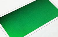 箔加工-緑色