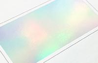箔加工-ホログラム
