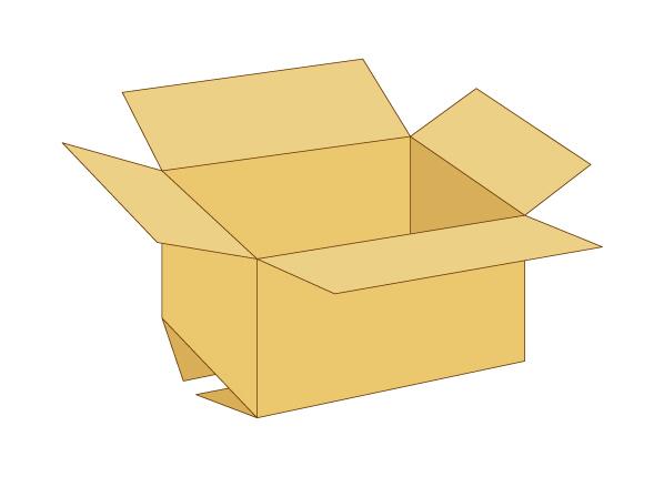 化粧箱形式-みかん箱タイプ/A式
